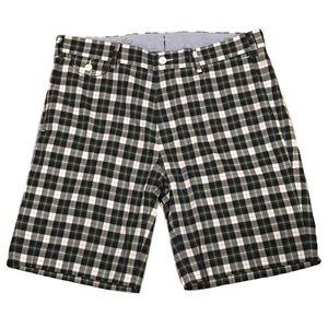 Polo Ralph Lauren Madison plaid men's shorts slim